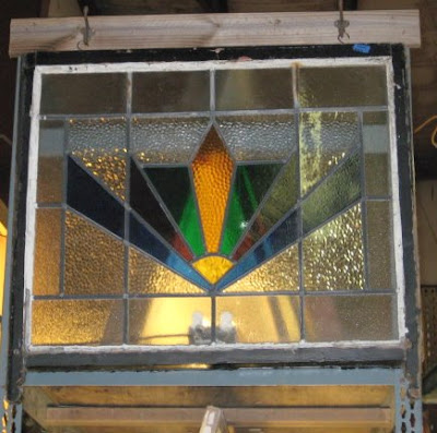 Stain Glass from Sarasota Salvage, Sarasota Florida
