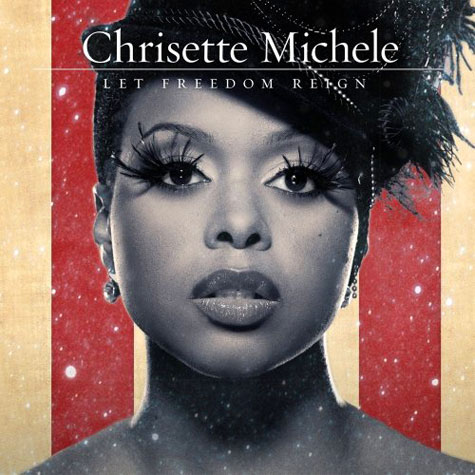 K Michelle Album Cover ... album cover. This is Chrisette's third album, and will be in stores