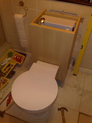 How To Hide The Cistern Ikea Hackers