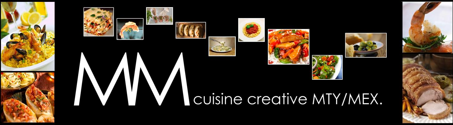 MM Cocina Creativa MTY/MEX.