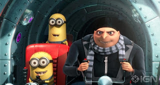 Scene from Despicable Me