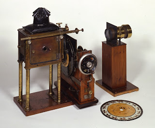 The Zoopraxiscope from Kingston Museum and Heritage Service