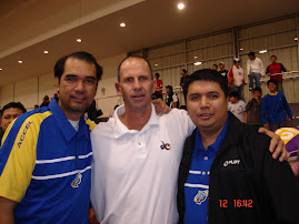 WITH FORMER AUSSIE COACH NOW TEAM CHINA CONSULTANT