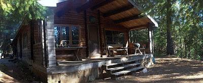 1954 Sears kit cabin Cave Junction Oregon