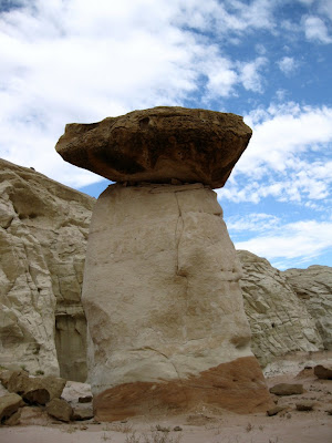 Toadstool Grand Staircase-Escalante National Monument Utah