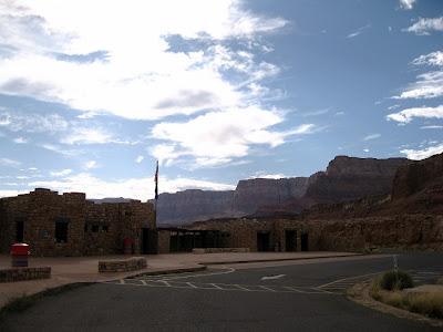 Navajo Bridge Interpretive Center Marble Canyon Arizona