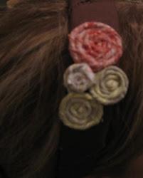 Rosette Hair Accessories