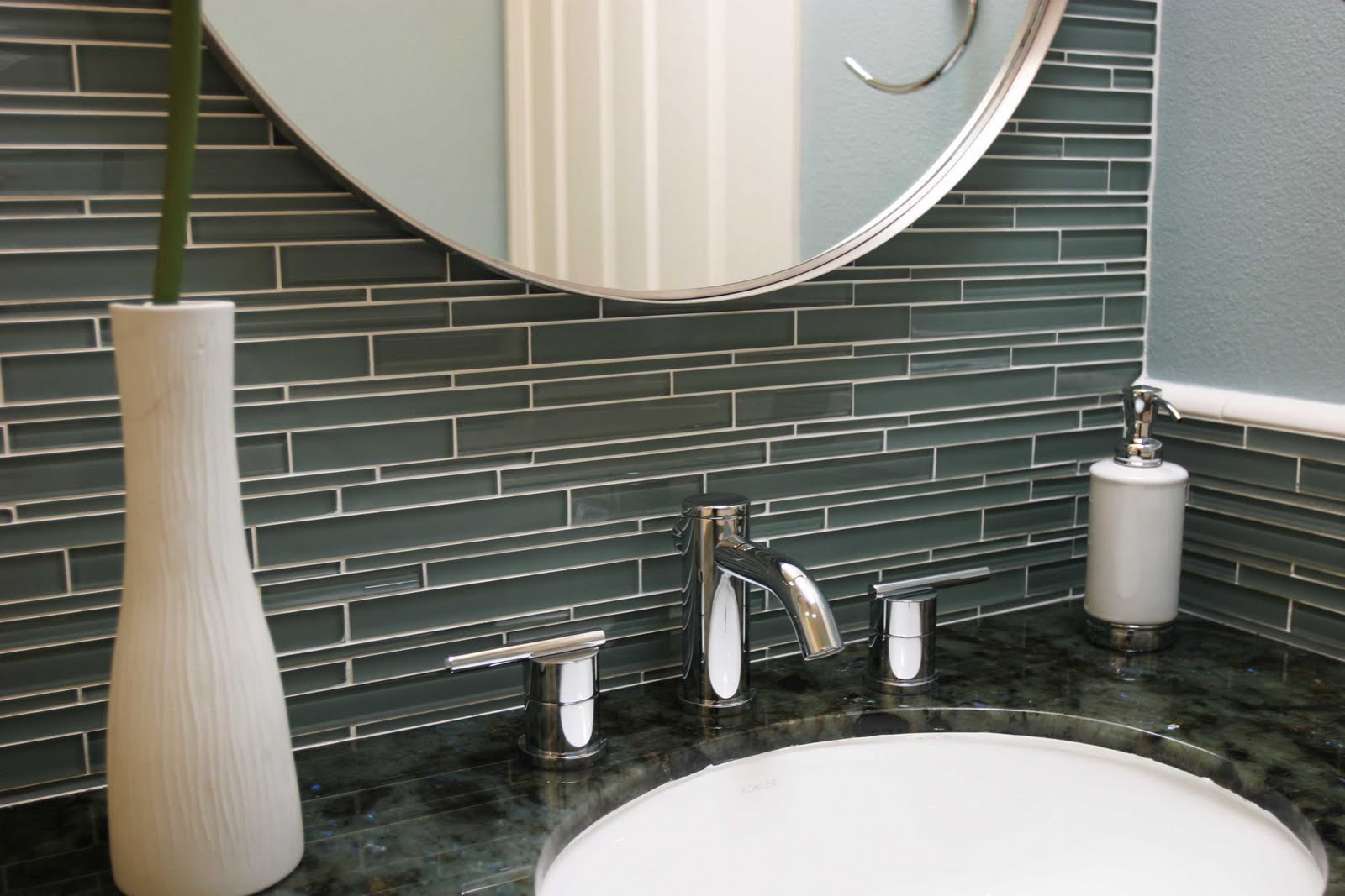 Modern Commercial Bathrooms