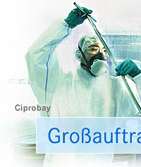 Cipro Anthrax Poisioning