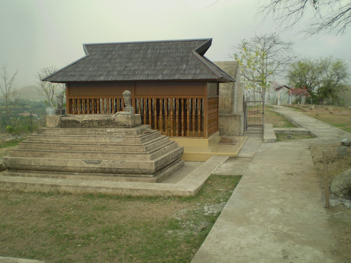 Makam Sultan Salahuddin - Bima