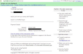 MyLot Payment Proof