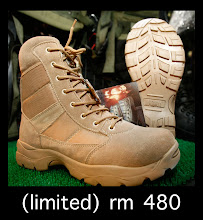 Magnum tactical desert boot