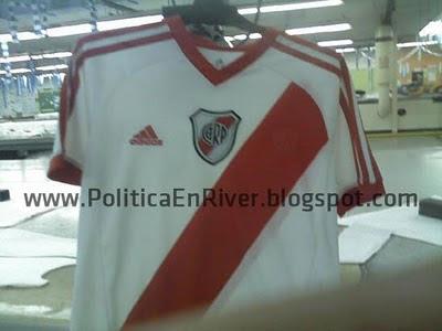 Camiseta de River Plate 2010-2011