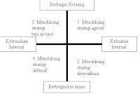 ifas dan efas garuda indonesia Analisis swot analisis swot adalah analisis kondisi internal maupun eksternal suatu organisasi yang selanjutnya akan digunakan sebagai dasar untuk merancang strategi dan.