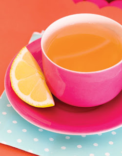 Living Well Pink Amp Green Tea Party