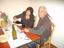 Michèle Aubery et Marcel Richaud