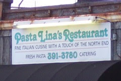 photo of Pasta Lina's Restaurant, Medford, MA