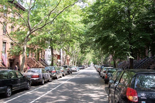 photo of the Cobble Hill section of Brooklyn, NY