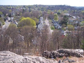 photo from Melrose Rock, Middlesex Fells, Melrose, MA