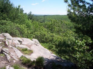 photo from Noanet Peak, Dover, MA