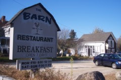 photo of The Barn restaurant, Adamsville, RI