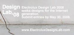 design lab 08 - electrolux