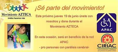 movimiento azteca