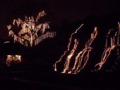 Lights at Skansen