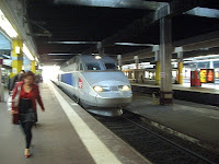 TGV at Metz Ville