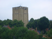 Lincoln water tower