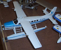 Cessna 208 SE-KTH as a model