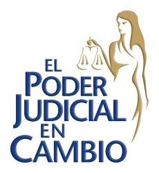PODER JUDICIAL EN CAMBIO