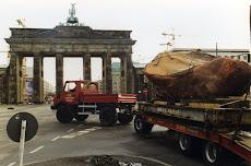 LLEGADA DE KUEKA A BERLIN