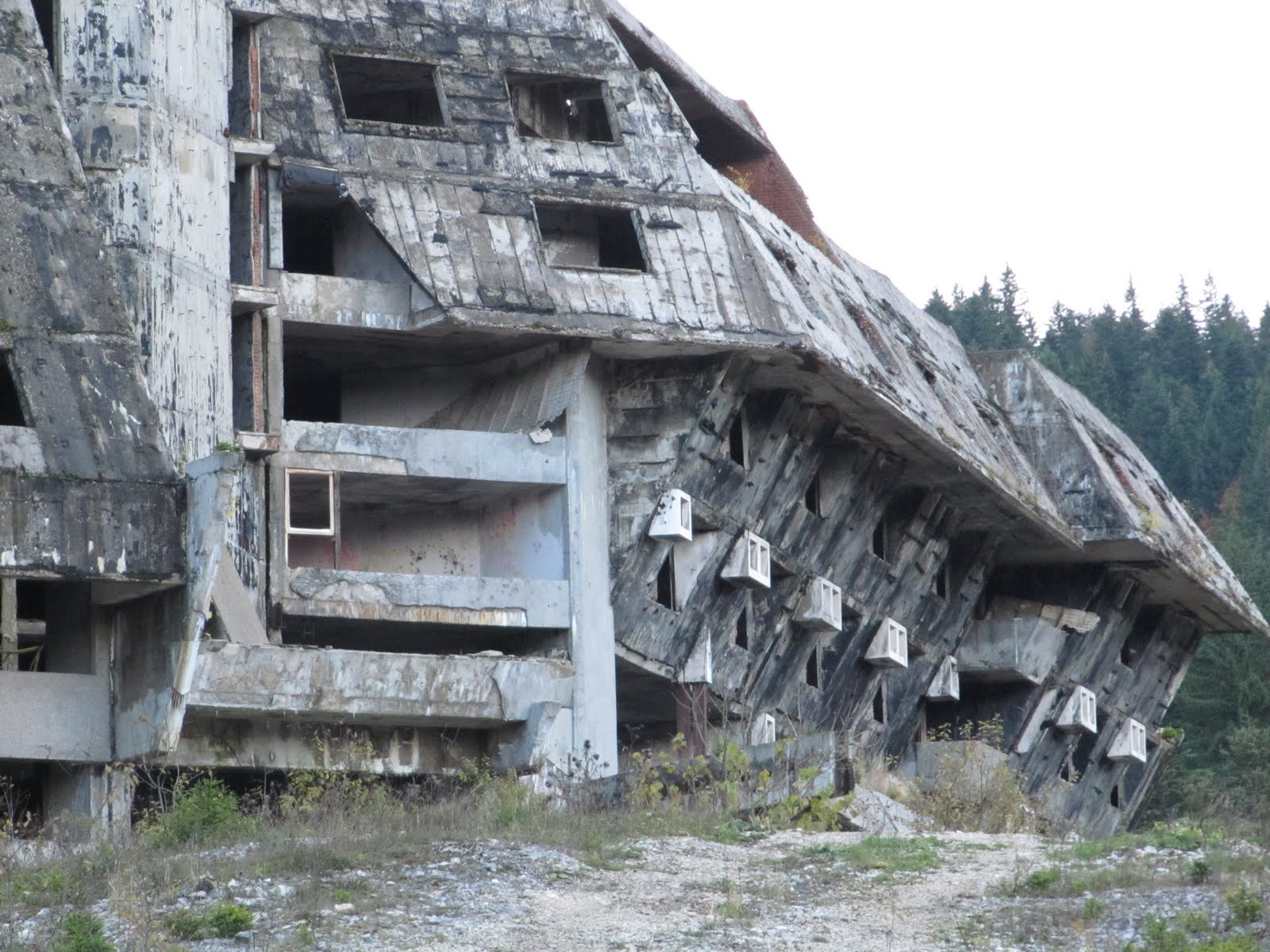 what really happened to those glistening former winter olympic sites
