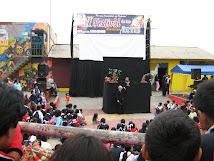 En El II Festival de las Artes