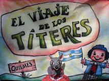 "En ""El Viaje de los Títeres"" de Quilmes"