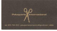 PELUQUERIA INTERNACIONAL