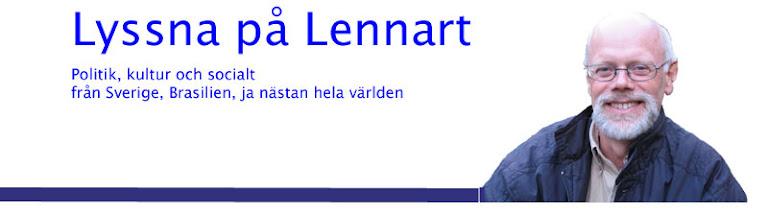 Lyssna på Lennart