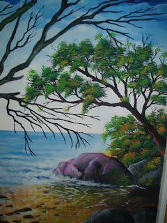 Pelukis mural shah alam december 2008 for Mural sekolah rendah