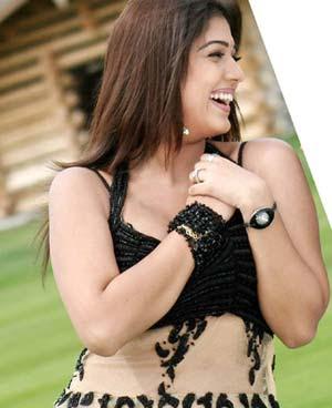 Mallu actress Nayanthara