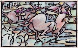 As corridas