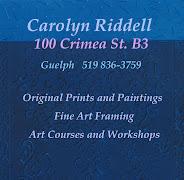 Carolyn Riddell