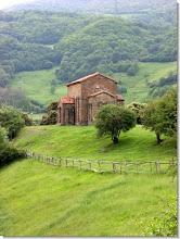 Santa Cristina de Lena. Asturias.
