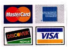 Credit Cards Aceepted