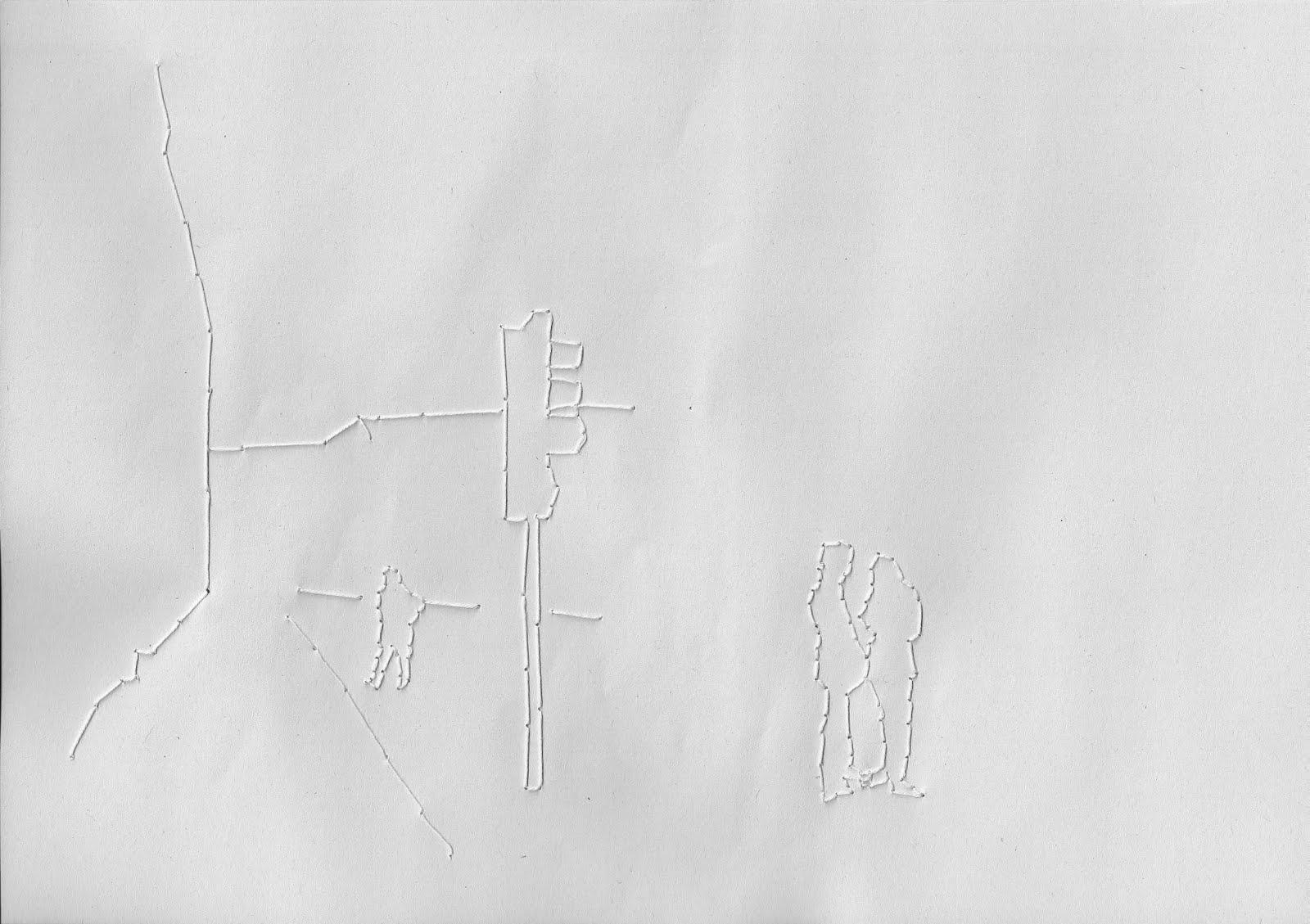 Drawing Lines Between : Emanuela santini