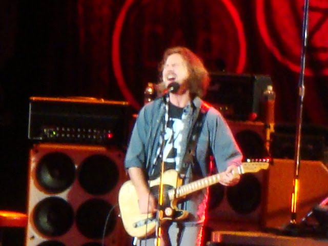 47West63rd: Review: Pearl Jam at Bristow, Virginia (Jiffy ...