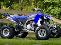 YAMAHA   ATV   450CC