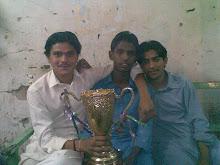 Ghulam Raza, Saddam Hussain ,Rahat Ali