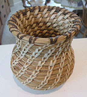 Papago-Style Basketry-Sharie Monsam