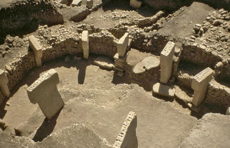 Ancient aliens megalithic sites